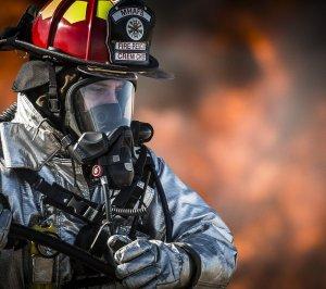 Firefighters Datacard