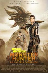 Monster Hunter (2020) Hindi Dubbed