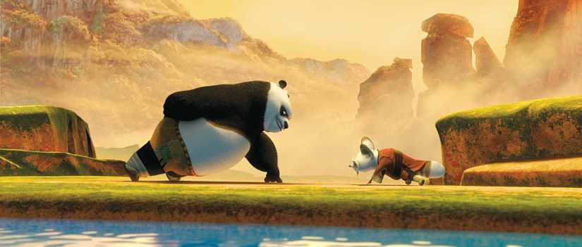 Download Download Kung Fu Panda Full Movie Hindi 720p