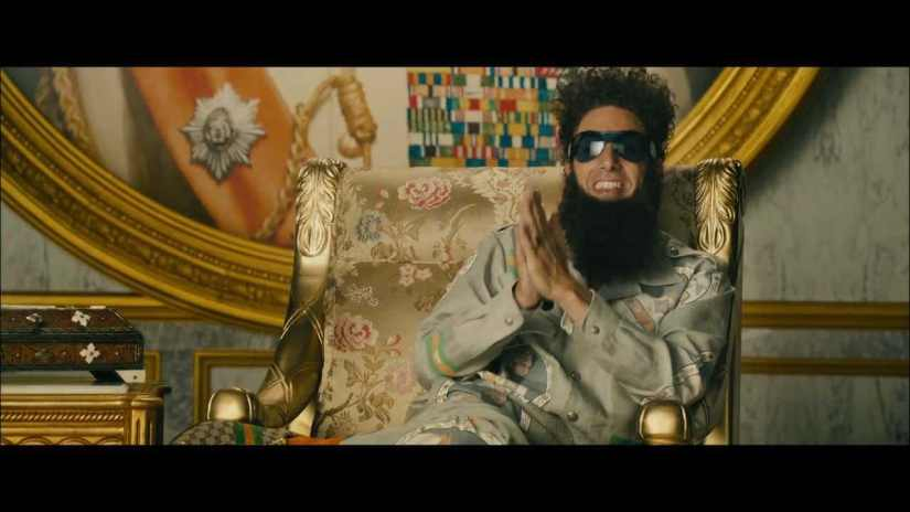 The Dictator Full Movie Download