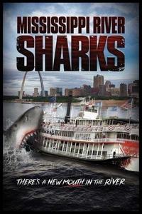 Mississippi River Sharks 2017 Dual Audio Hindi 480p HDTV 280mb