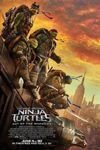 Download Teenage Mutant Ninja Turtles Out of The Shadows Full Movie Hindi 720p