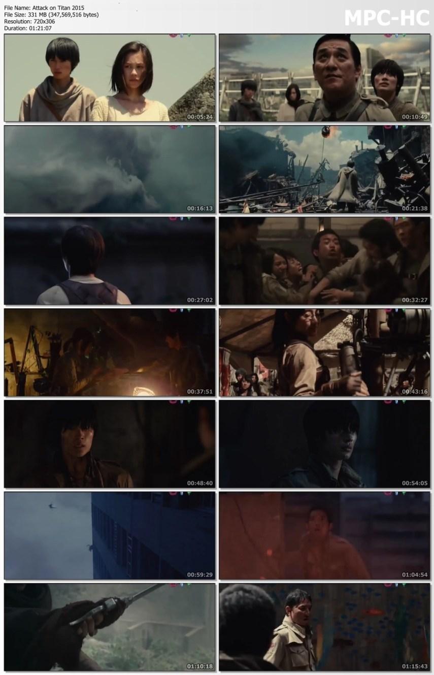 Attack on Titan Full Movie Download