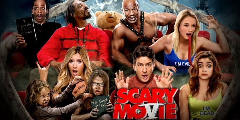 Download Scary Movie 5 2013 Full Movie 720p Hd 650mb