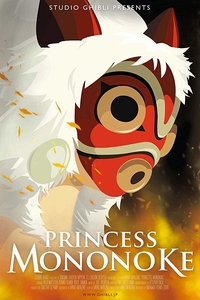 Download Princess Mononoke Full Movie Hindi 720p