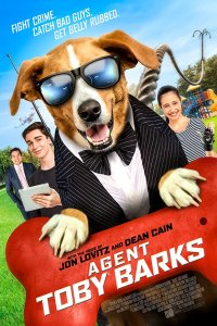 Download Agent Toby Barks Full Movie Hindi 720p