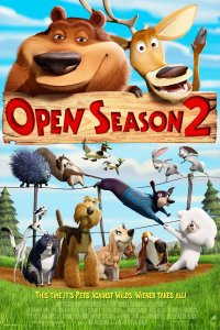 Download Open Season 2 Full Movie Hindi 720p