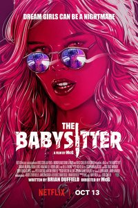 Download The Babysitter Full Movie Hindi 720p
