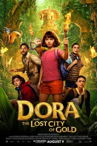 Download Dora and the Lost City of Gold Full Movie 720p Hindi