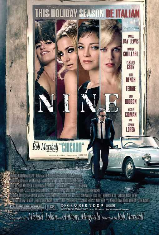 Download Nine Full Movie Hindi 480p