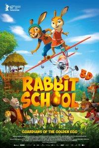 Download Rabbit School Guardians of the Golden Egg Full Movie Hindi 720p