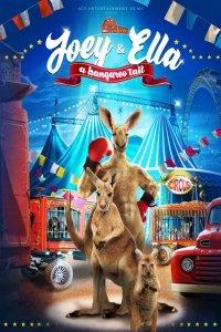 Download Joey and Ella A Kangaroo Tail Full Movie Hindi 720p