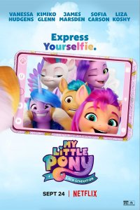 Download My Little Pony A New Generation Full Movie Hindi 720p