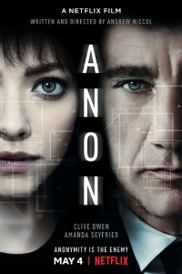 Anon (2018) Download in Hindi