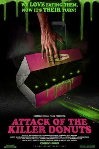 Attack of the Killer Donuts Full Movie Download