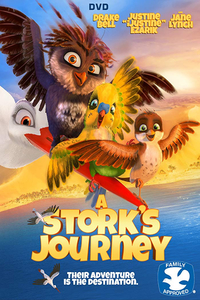 Download A Stork's Journey Full Movie Hindi 480p
