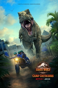 Download Jurassic World Camp Cretaceous Season 2 Hindi 720p