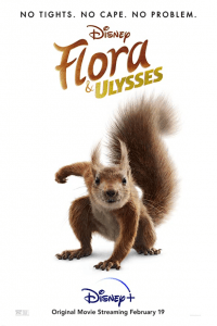 Download Flora and Ulysses Full Movie Hindi 720p