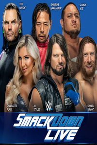 Download WWE Friday Night SmackDown 26th March (2021) 720p