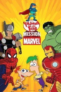 Download Phineas and Ferb Mission Marvel Full Movie Hindi 720p