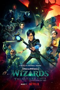 Download Wizards: Tales of Arcadia (2021) Hindi 720p