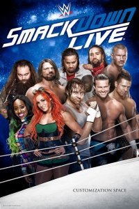 Download WWE Friday Night SmackDown Full Movie Hindi 720p