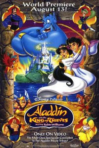 Download Aladdin and the King of Thieves Full Movie Hindi 720p