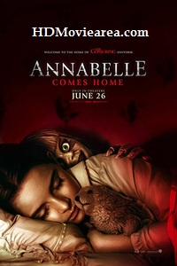 Annabelle Comes Home download in hindi