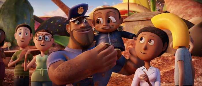 Cloudy with a Chance of Meatballs Full Movie Download in Hindi