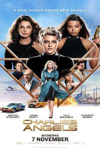 Download Charlie's Angels Full Movie Hindi 720p