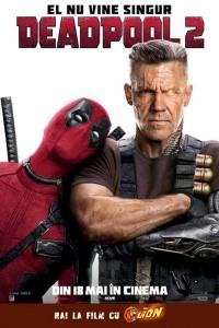 Deadpool 2 (2018) Download in Hindi 480p 300MB   720p 1.3GB   1080p 3.2GB