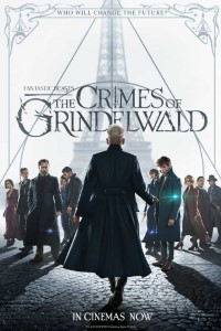 Fantastic Beasts: The Crimes of Grindelwald (2018) {Hindi-English} 480p | 720p | 1080p