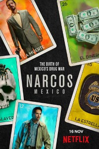 Download Narcos Mexico Season 1 All Episodes 720p 300MB {Netflix}