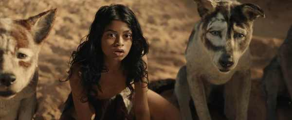 Mowgli 2018 BLURAY 1GB HOLLYWOOD DUAL AUDIO 720p