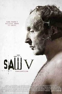 Saw V (2008) Full Movie Download Dual Audio 720p 600MB
