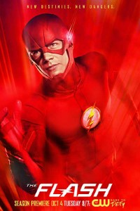 Download The Flash (Season 1-5) 720p HD (Hindi-English) 300MB