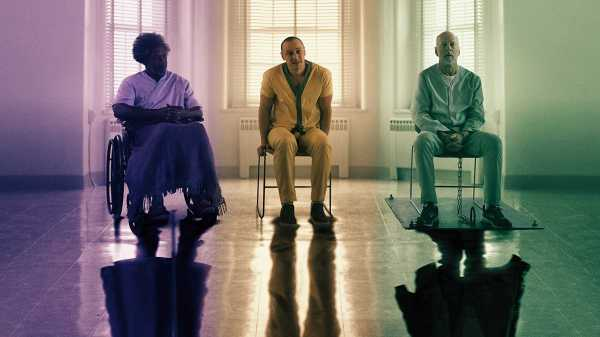 Glass Full Movie