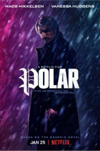 Polar (2019) Netflix Full Movie Download English 720p HDRip 1GB