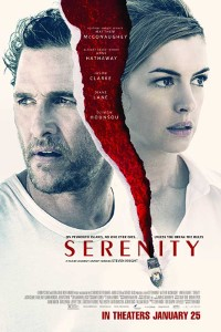 Serenity (2019) Full Movie Download English 480p 300MB | 720p 900MB