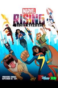 Marvel Rising Secret Warriors (2018) Download Dual Audio 480p 720p