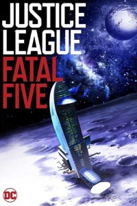 Justice League vs the Fatal Five (2019) Download English 720p
