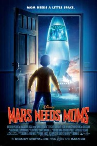 Mars Needs Moms (2011) Full Movie Download Dual Audio 720p
