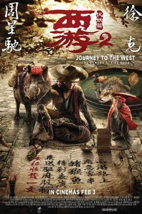 Journey to the West: The Demons Strike Back (2017) Download Dual Audio 480p