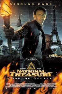 National Treasure: Book of Secrets (2007) Download Dual Audio 480p 720p