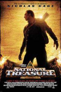 National Treasure (2004) Full Movie Download Dual Audio 480p 720p