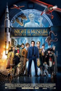 Night at the Museum: Battle of the Smithsonian (2009) Dual Audio 720p 1080p