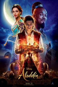 Aladdin (2019) Full Movie Dual Audio (Hindi-English) 480p 720p 1080p