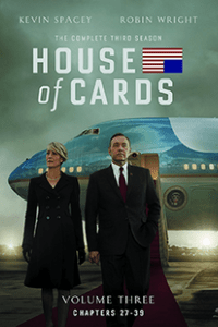 Download House of Cards (Season 3) Dual Audio (Hindi-English) 720p