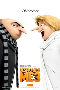 Despicable Me 3 (2017) Full Movie Download Dual Audio (Hindi-English) 720p
