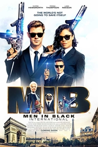Men in Black: International (2019) Full Movie Download Dual Audio 480p 720p HD CAMRip